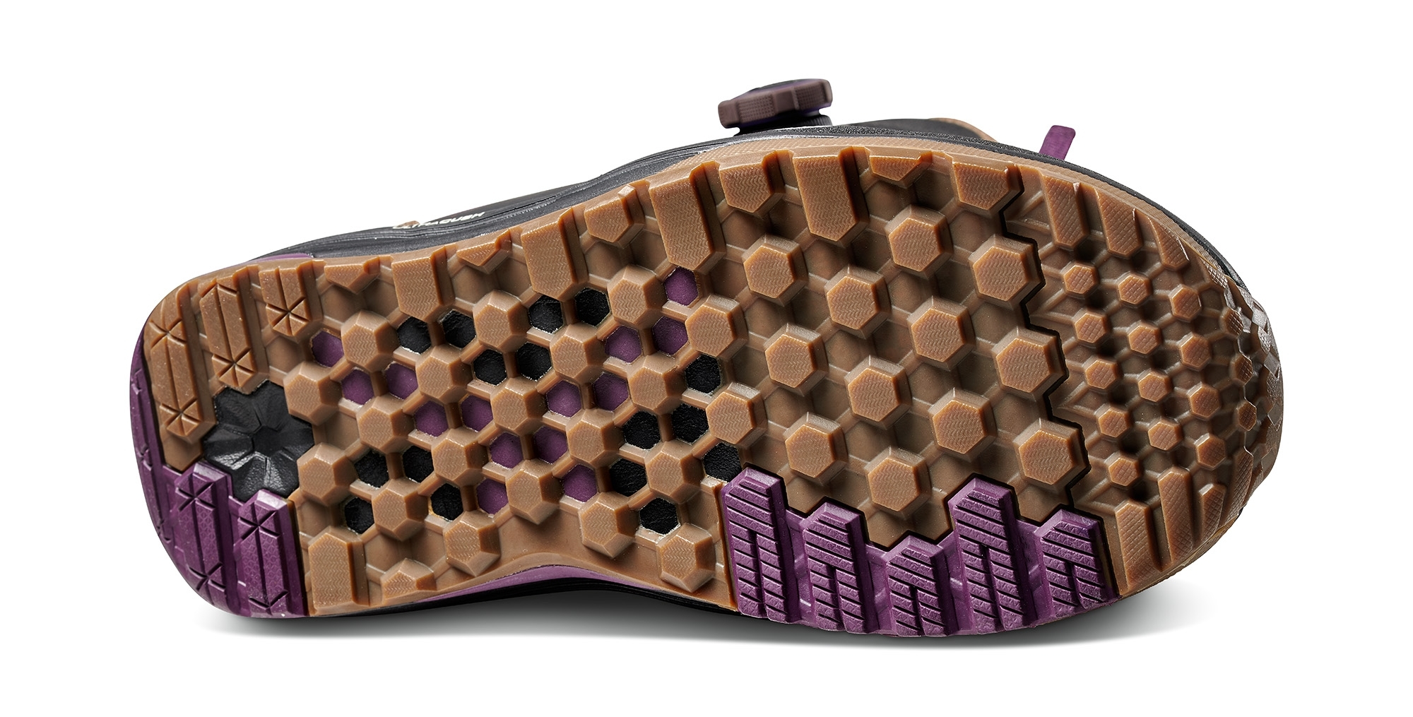 49d3baa98e6acd The Ultimate Waffle outsole features a co-molded asymmetrical cradle  construction that provides enhanced support and reduced weight