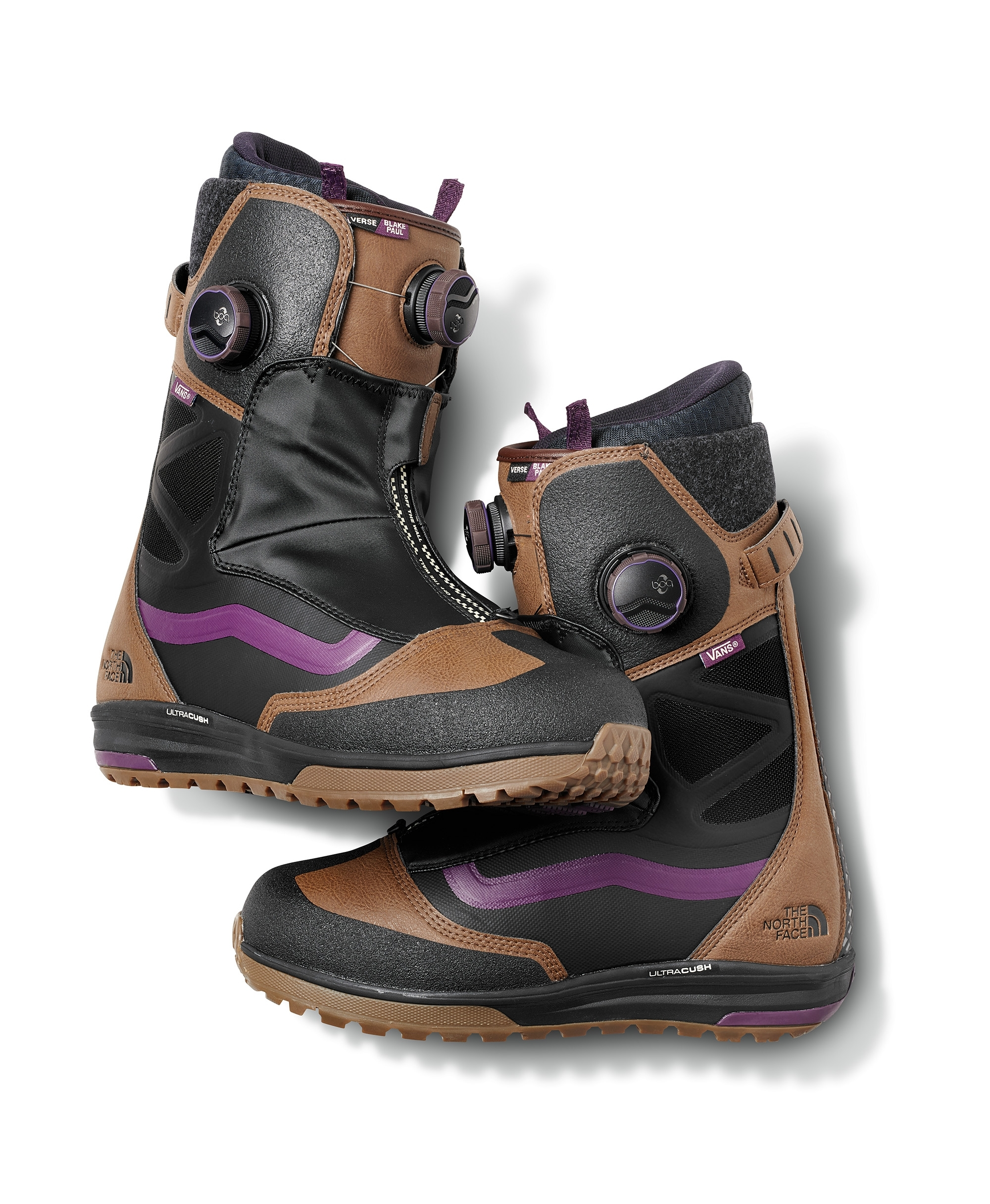 77583f059d1 ... double Boa® performance snowboard boot. Unveiled in Blake s new  signature colorway