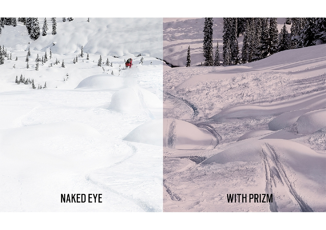 "fc5b2e244a5 When asked how Oakley® Prizm™ Snow lenses enhanced her performance   TeamOakley athlete Jamie Anderson said  ""Confidence is everything"