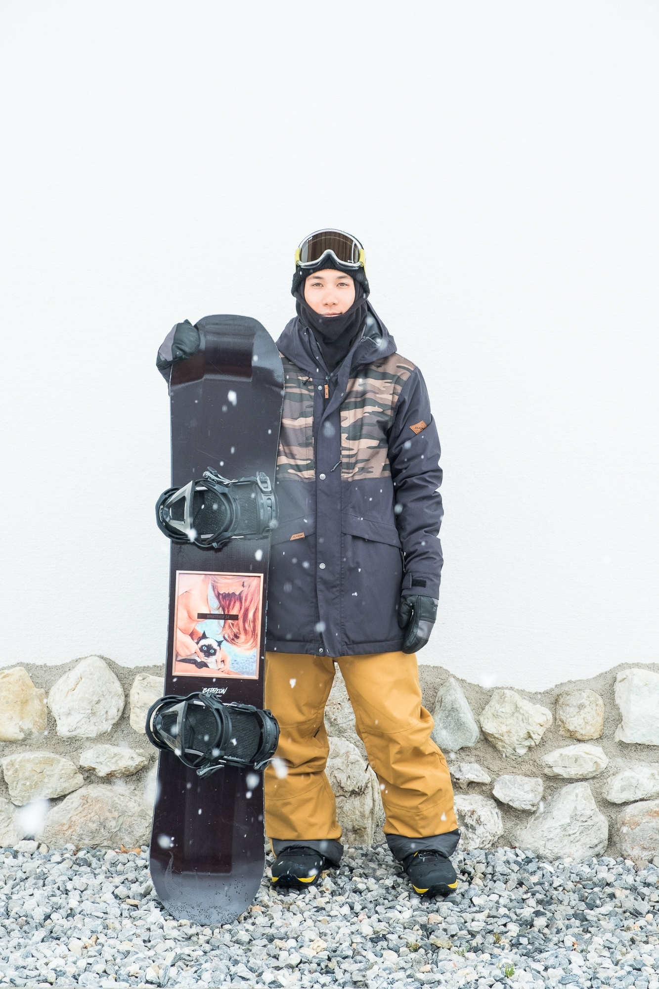 Method Mag The 2019 Bataleon Whatever Board